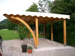 struttura in legno per tettoia tettoia auto fai da te gazebo per avec in ferro con prezzi