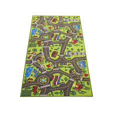 Kid Rug Large 79 X 40 Carpet Playmat Rug City