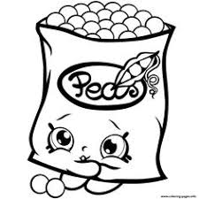 print cake wishes shopkins season 1 coloring pages cooki