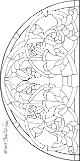 2071 best stained glass examples images on pinterest intarsia