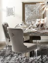 Mirrored Dining Room Tables Dining Tables Z Gallerie Archer Bench Sophie Mirrored Dining