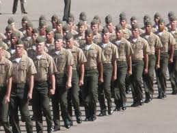 marine corps boot camp graduation 2009 youtube