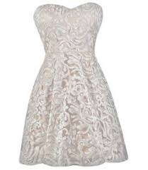 ivory lace dress ivory a line dress ivory embellished dress