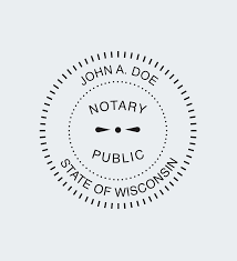Wiscons by Wisconsin Notary Seals Nna