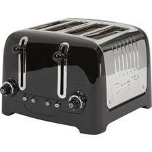 Bosch Styline 4 Slice Toaster Buy Bosch Tat8613gb Styline 2 Slice Toaster Black At Argos Co Uk