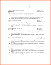 College Student Resume Sample by Student Resume College Free Resume Example And Writing Download