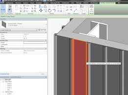Curtain Walls Represent Trapezoidal Wall Cladding Autodesk Community