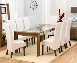 Simple Contemporary Glass Dining Room Sets Glamorous Modern - Modern glass dining room furniture