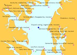 baltimore chesapeake bay maryland tide chart