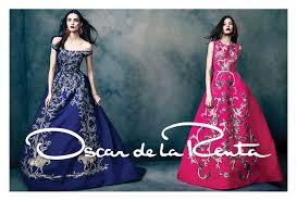 oscar de la renta gets glam for fall 2013 campaign by norman jean roy
