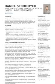 Sample Resume Of Assistant Professor by Accounting Professor Resume Sales Professor Lewesmr