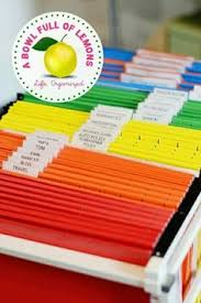 how to organize a file cabinet system organizing the most thorough home office filing system file system