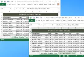 excel 2013 freezing panes and view options page 2
