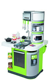 master cuisine smoby cuisine cook master kitchen green play set amazon co