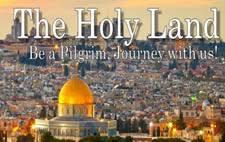holy land tours catholic sebastian catholic parish