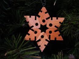 wooden christmas snowflakes youtube