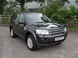 land rover ford land rover freelander 2 2 2 td4 xs 5dr estate diesel grey auto