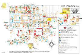 Oxford Ohio Map by 2016 17 Parking Permits Fees And Map Parking And Transportation