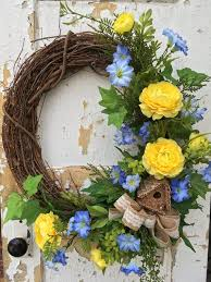 spring wreaths for front door 2020 best wreaths images on pinterest front doors spring