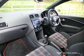 polo volkswagen interior volkswagen polo gti 2015 interior driving spirit
