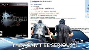 Final Fantasy Memes - final fantasy xv director moar car memes final fantasy union