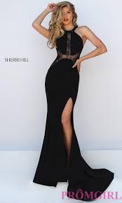 All Black Prom Dress Black Mermaid Prom Dress Oasis Amor Fashion