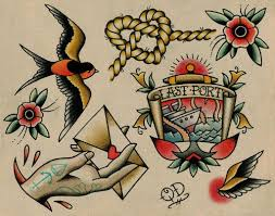 Nautical Tattoos by 24 Best Traditional Nautical Tattoos Anchor Images On Pinterest