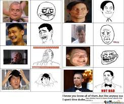 Internet Meme Faces - meme faces by tanaka 56 meme center