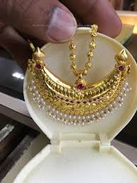 necklace pendant design gold images Latest model gold chain pendant indian jewelry pinterest jpg