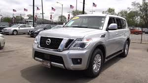 nissan armada 2017 problems used one owner 2017 nissan armada sv chicago il western ave nissan
