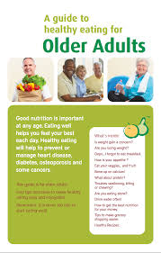 a guide to healthy eating for older adults eat right ontario