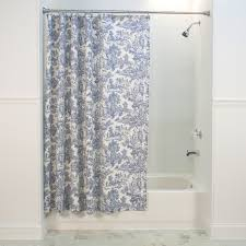 blue and yellow toile shower curtains shower curtain ideas shower curtains thecurtainshop pertaining to sizing 1400 x 1400