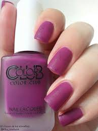 color club matte rouge collection nail art amino