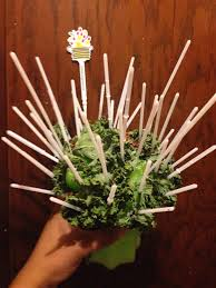 plastic skewers for fruit arrangements recycling my edible arrangement greenitory