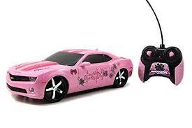 Light Pink Car Jada Toys Girlmazing R C 2010 Camaro Ss Vehicle 1 16 Scale