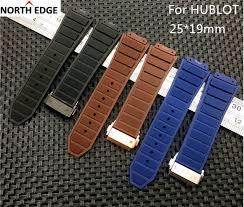 bracelet hublot images Montre accessoire bracelet en silicone peut pour hublot pour big jpg