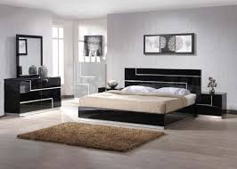 Bedroom Furniture  Furniture Contemporary Modern Platform Bed New - Contemporary platform bedroom sets