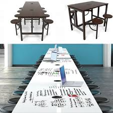 Standing Height Table by All Endure Standing Height Tables With Seats By Ofm Options