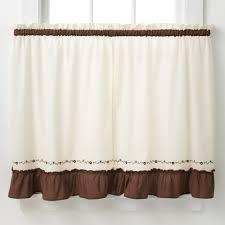 jayden tier kitchen window curtain set