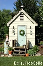 Backyard Play House Backyard Playhouse Daisymaebelle Daisymaebelle