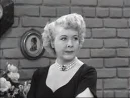 fred and ethel fight lucille ball