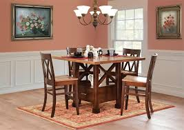 tall round kitchen table pid amish herrington gathering pub table also marvelous tip tall