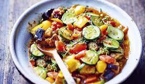 cuisiner une ratatouille ratatouille cuisinée surgelés les légumes picard