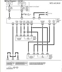 interesting 2001 nissan altima radio wiring diagram photos