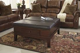 Ashley Furniture Gately T845 21 Ottoman Cocktail Table S&S