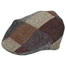 Patchwork Cap - harris tweed patchwork cap rheged patchwork classic rheged
