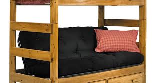 Bed  Twin Bunk Bed With Futon Winsome Twin Futon Bunk Bed - Twin bunk bed with futon convertible