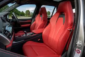 Bmw X5 Red - interior bmw x5 m uk spec f85 u00272015 u2013pr