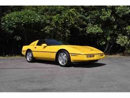 1988 corvette for sale 1988 chevrolet corvette for sale on classiccars com 17 available