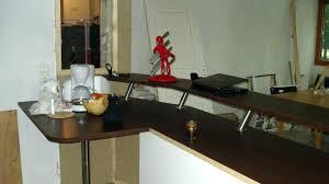 cuisine americaine bar bar pour salon bar de sacparation cuisine salon davausnet